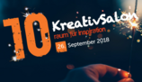 Logo KreativSalon 2018