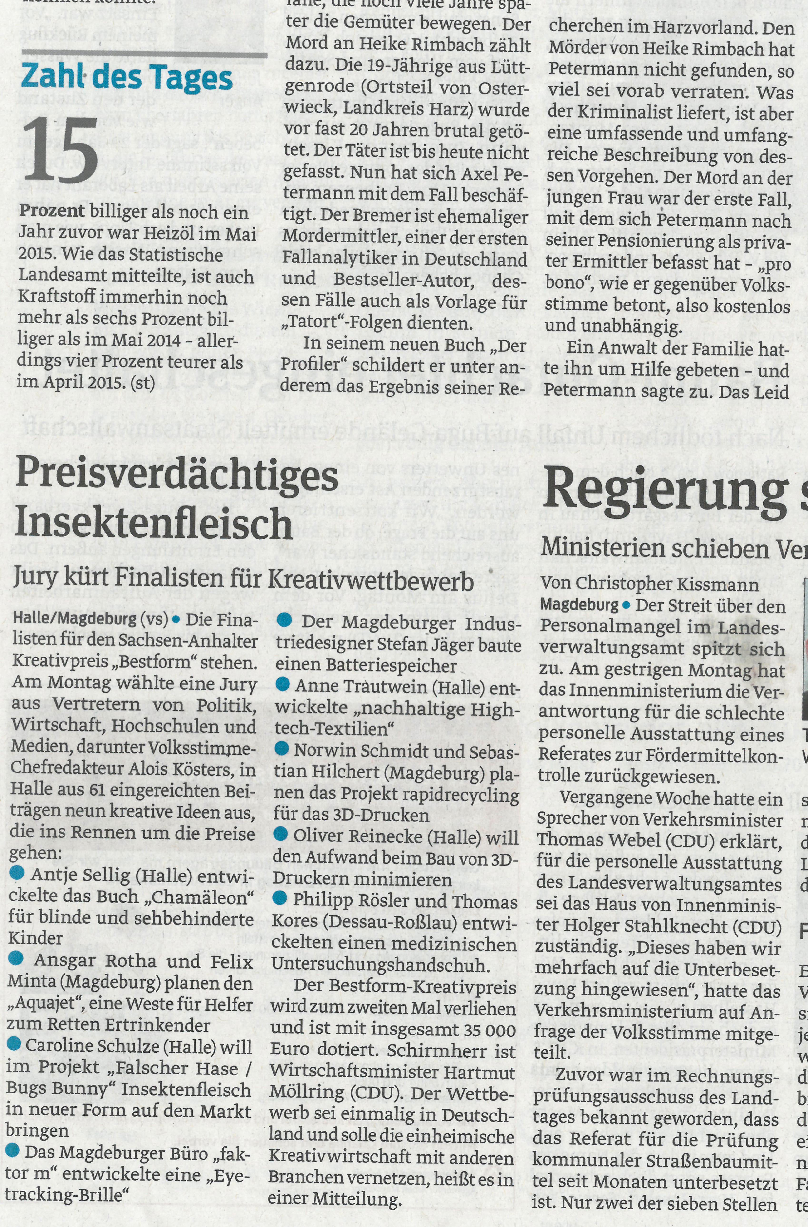 Partnersuche volksstimme Freizeitpartner Bekanntschaftsanzeigen Partnersuche Sachsen-Anhalt