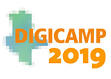 Zeigt Digicamp 2019 Logo